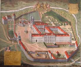 his veduta 1736