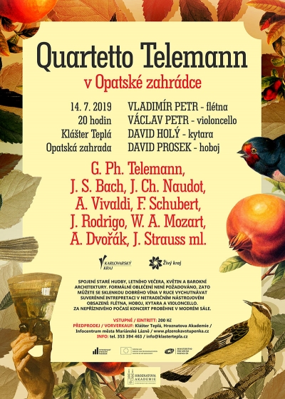 QUARTETTO  TELEMANN