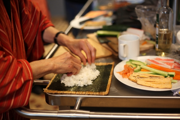 Workshop Sushi